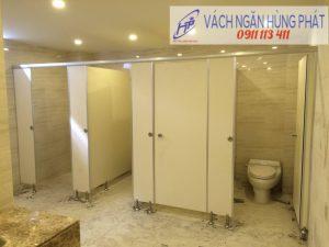 vách ngăn vệ sinh-Hùng Phát