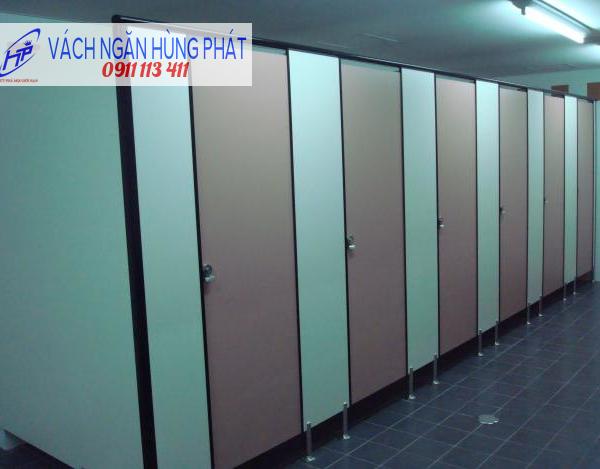vách ngăn vệ sinh HP45,vach ngan ve sinh HP45