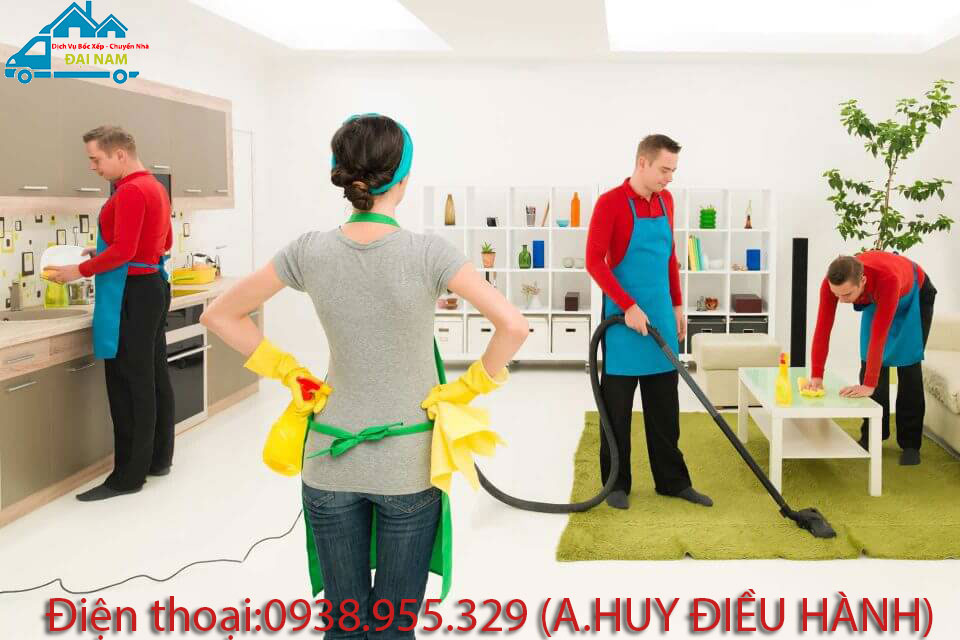 dịch vụ dọn nhà, dich vu don nha