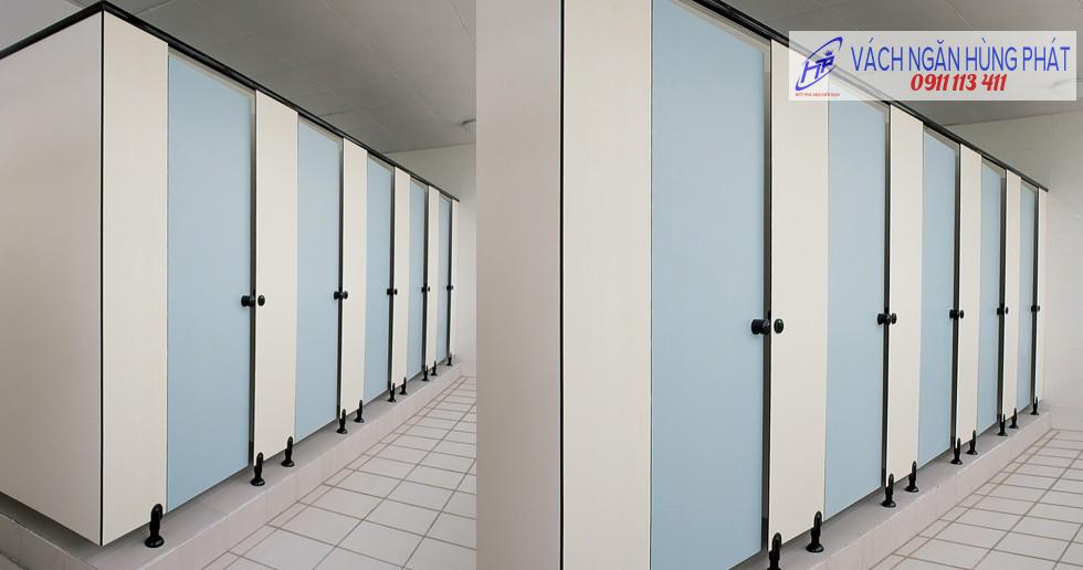 vách ngăn vệ sinh HP73, vách ngăn di động, vách ngăn kính, vách ngăn vệ sinh