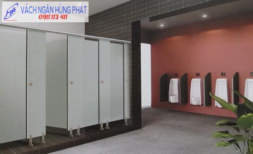 vách ngăn vệ sinh HP72, vach ngan ve sinh HP72, vách ngăn kính, vách ngăn vệ sinh